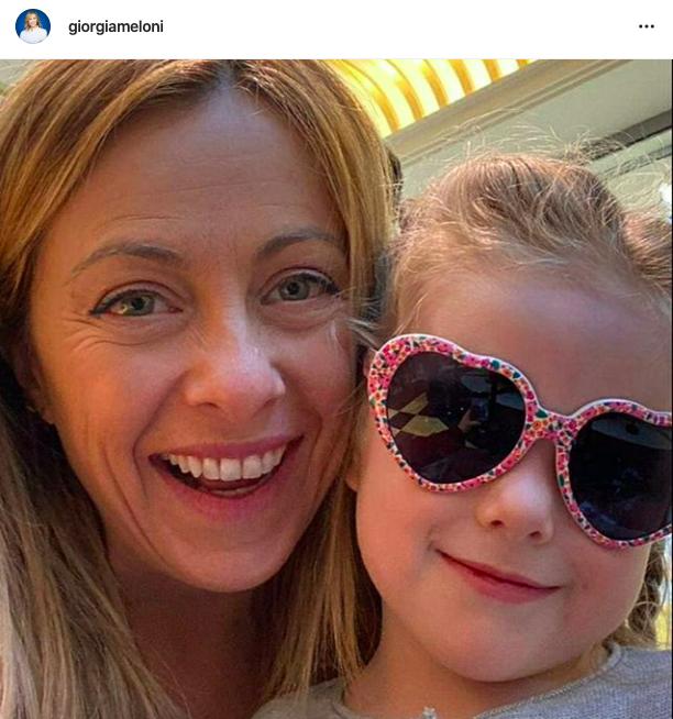 giorgia meloni instagram