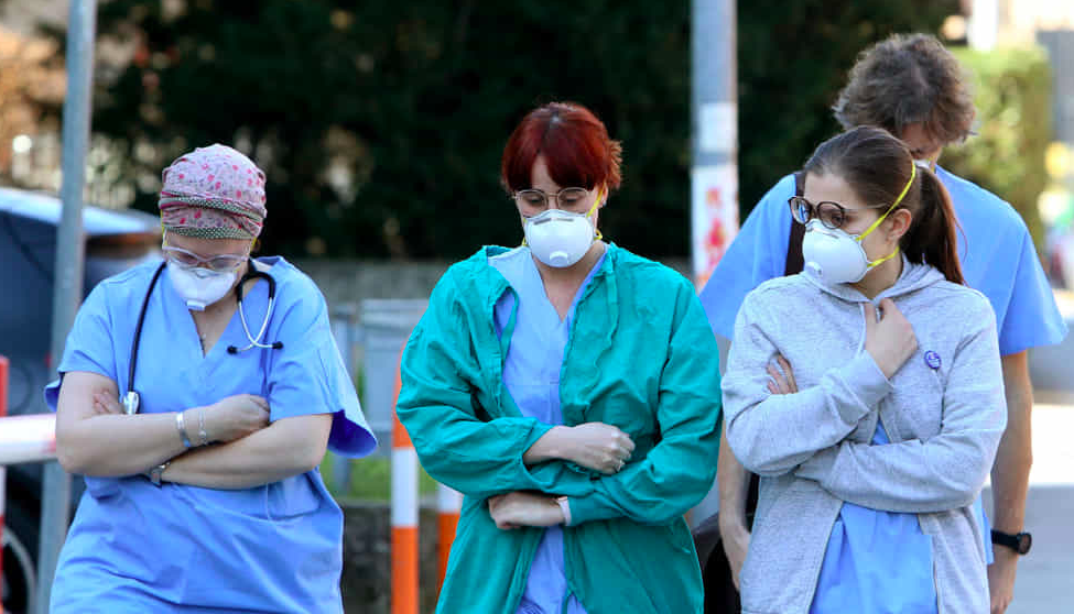 Coronavirus in Lombardia medici