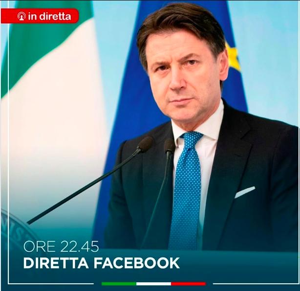 conte diretta facebook