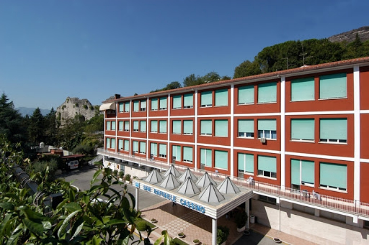 Coronavirus Cassino, San Raffaele annonce: la démission des patients suspendue