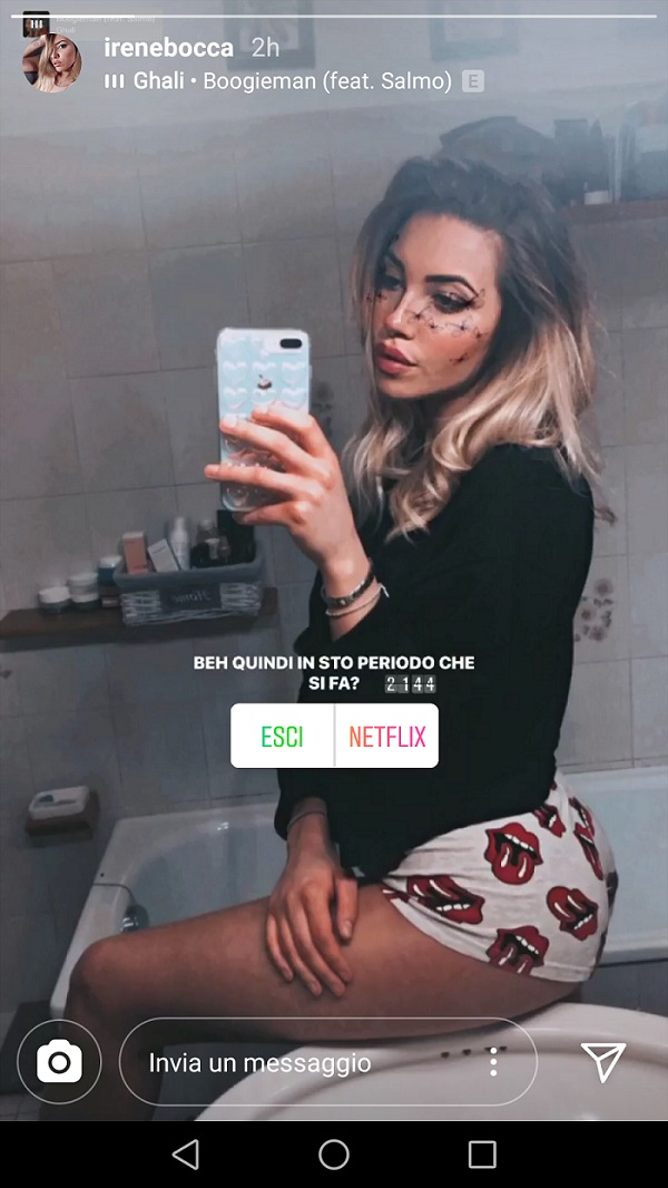 irene bocca instagram