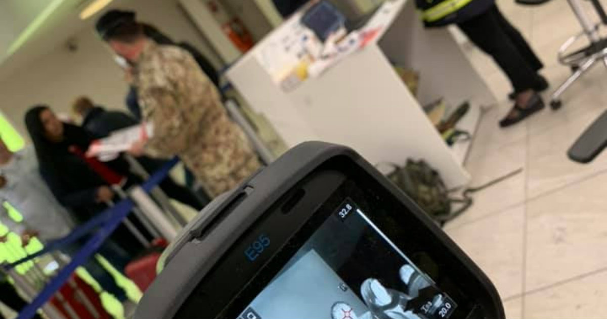 emergenza coronavirus volontari corpo militare cri