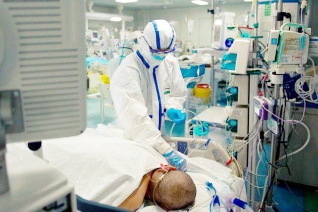 Coronavirus, perché i pazienti a pancia in giù in terapia in