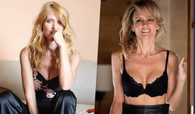 "Jane Alexander Instagram osé con Justine Mattera, un po' ""Th"
