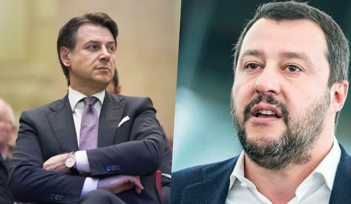 Matteo Salvini Conte