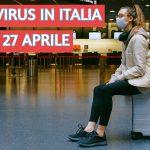 Coronavirus dati oggi 27 aprile 2020
