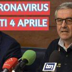 coronavirus dati 4 aprile 2020