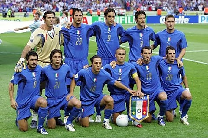Totti Cannavaro