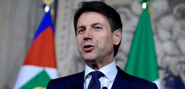 Italia Fase 2 Giuseppe Conte