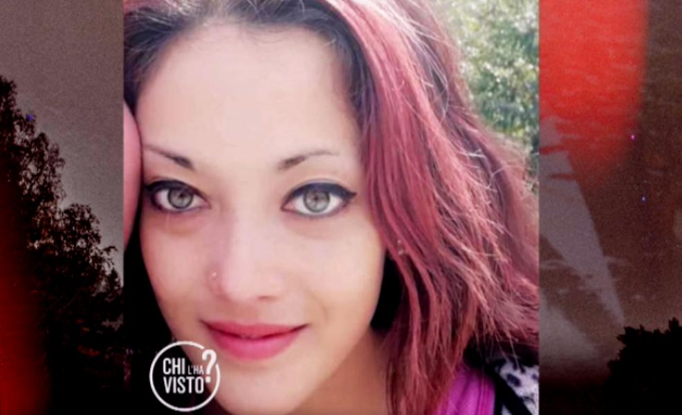 Luciana Martinelli scomparsa news Chi l'ha visto?