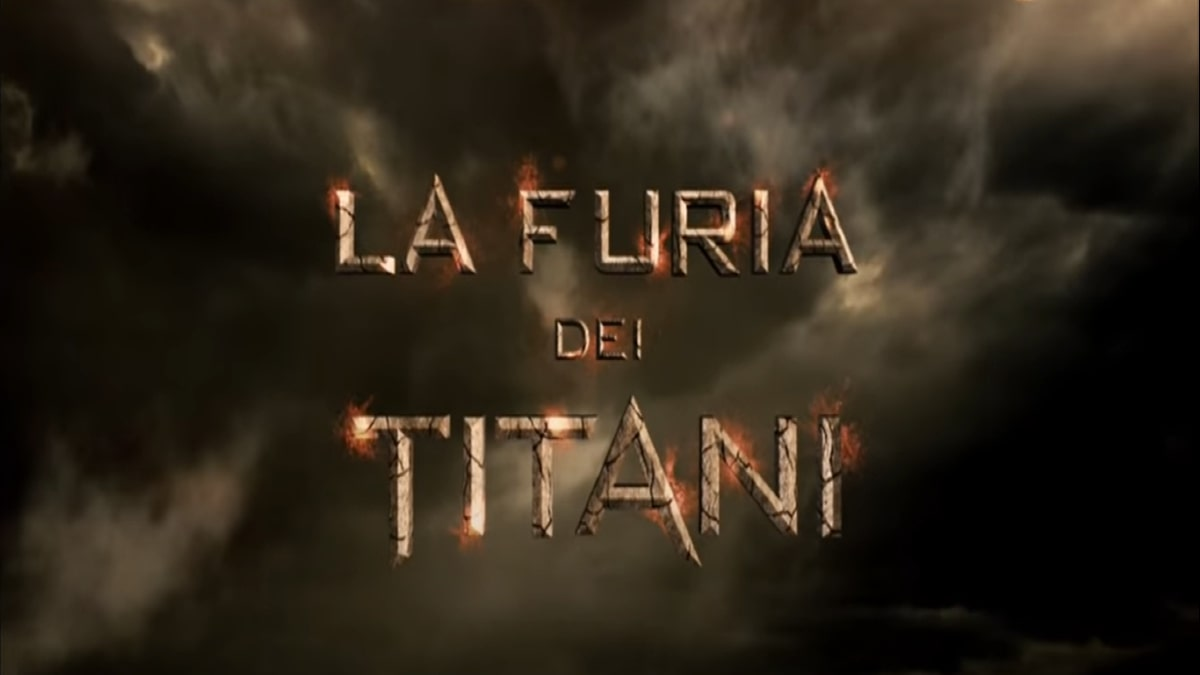 stasera in tv furia titani