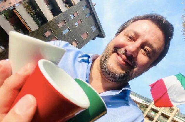 Matteo Salvini Ponte Morandi