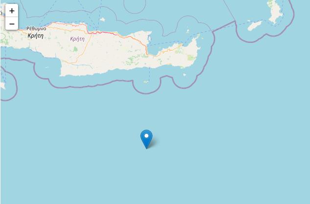 Forte terremoto nel Canale di Sicilia, al largo di Malta [DATI e MAPPE]