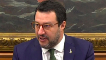 Matteo Salvini news