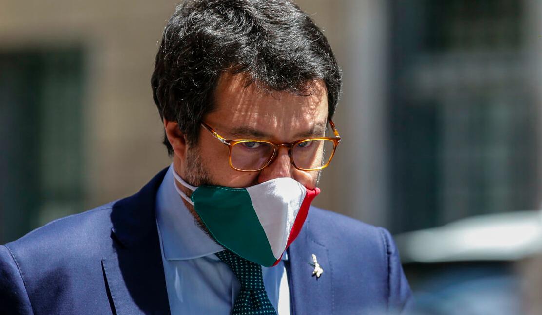 recovery fund italia salvini