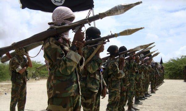 silvia romano Al Shabaab