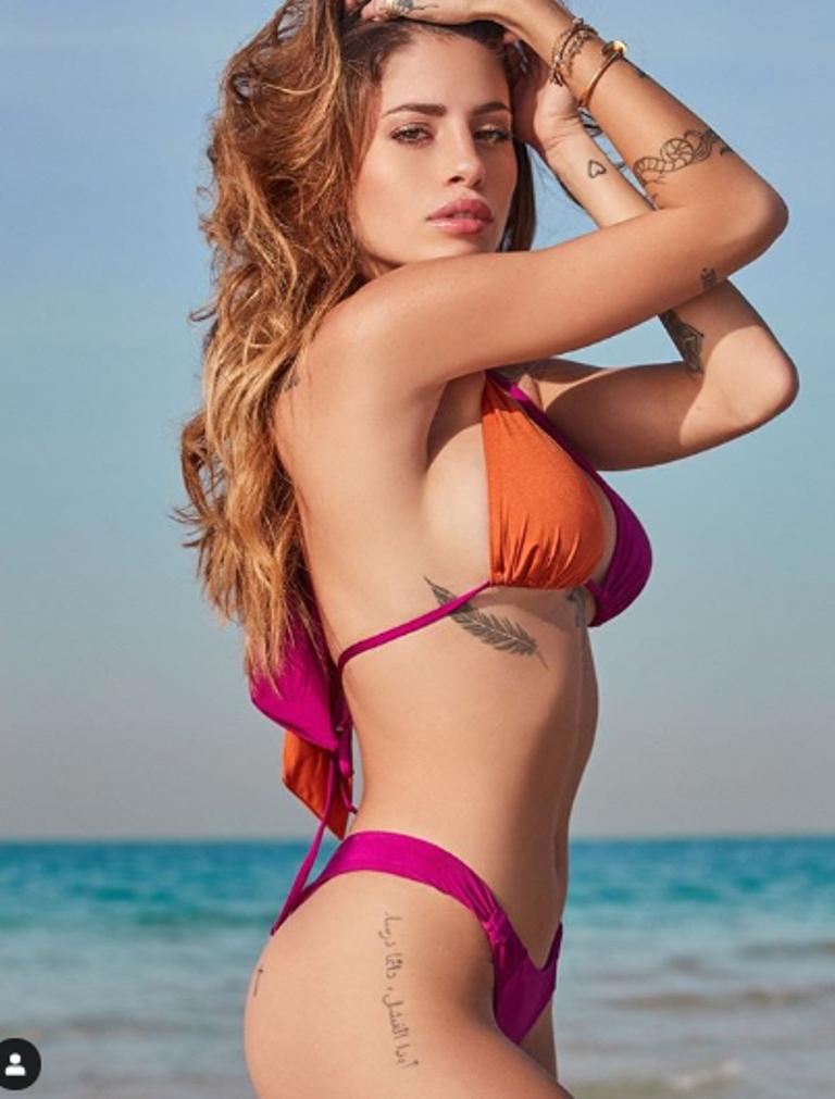 Chiara Nasti Instagram bikini video