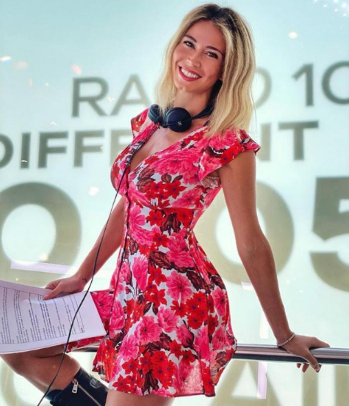 Diletta Leotta Instagram, intrigante bentornato al campionat