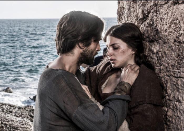 La cattedrale del mare terza puntata: Arnau diventa ricco e si risposa
