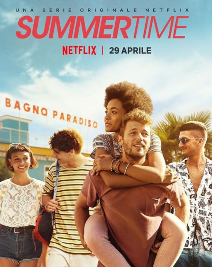 Summertime, Netflix annuncia la seconda stagione: ecco tutte