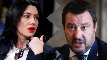 Azzolina Salvini