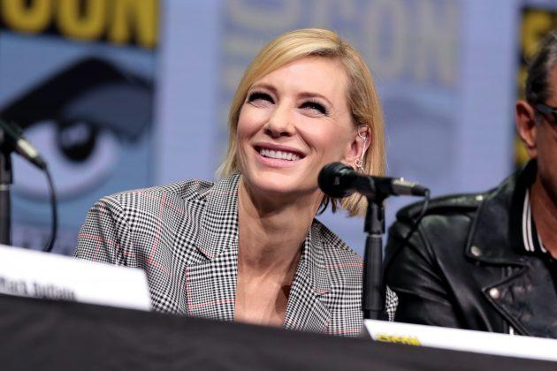 Cate Blanchett, incidente con la motosega: «Una ferita alla