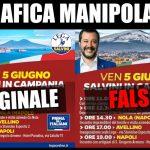 Salvini Campania