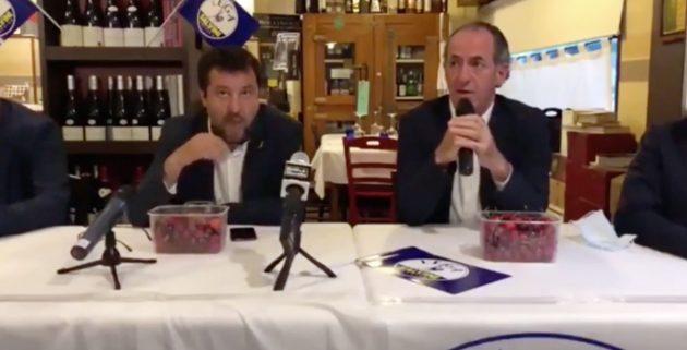 Salvini ciliegie