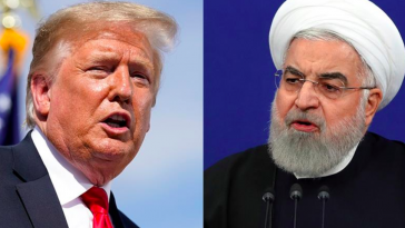 Mandato d'arresto per Donald Trump in Iran