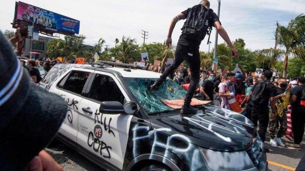 proteste americane