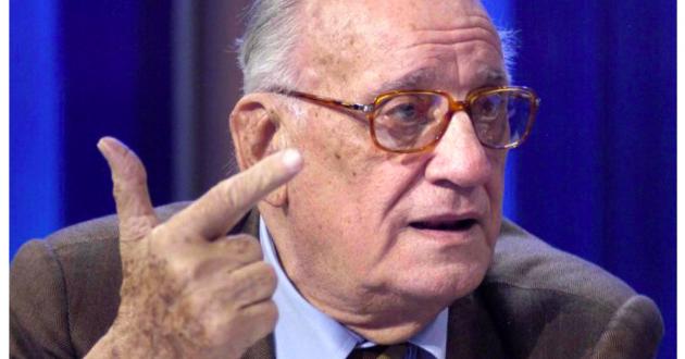morto Alfredo Biondi