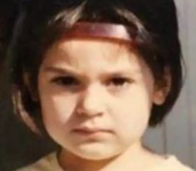 Anna Tatangelo bambina - Foto Instagram