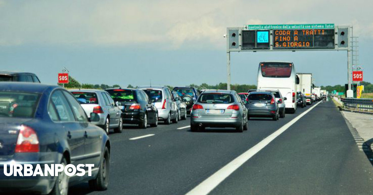 Autostrade in tempo reale oggi, giovedì 4 giugno 2020: ultim