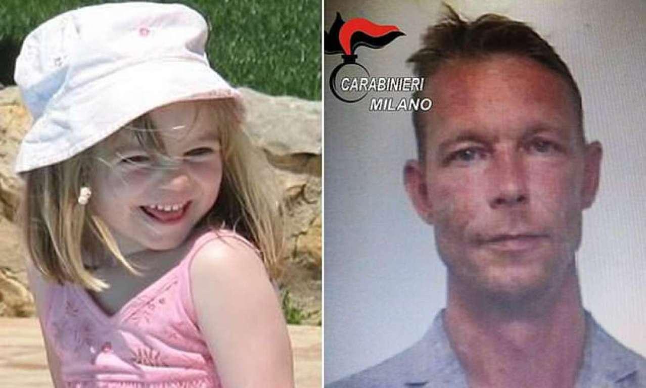 maddie mccann news stupro Christian Brueckner