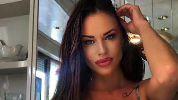 Antonella Mosetti Instagram