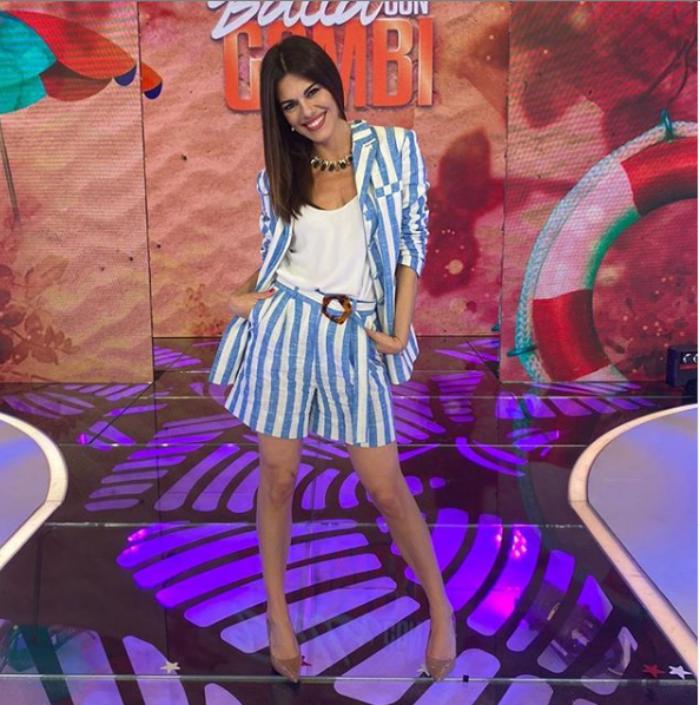 """Bianca Guaccero Instagram, selfie """"intrigante"""" in bikini: «C"""