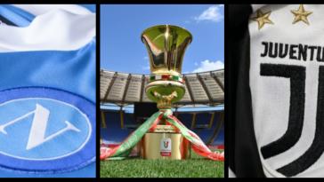 Finale Coppa Italia Napoli Juventus stasera