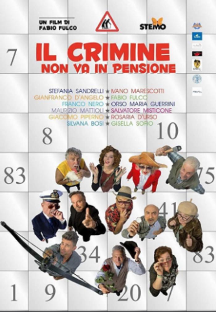 Il crimine non va in pensione