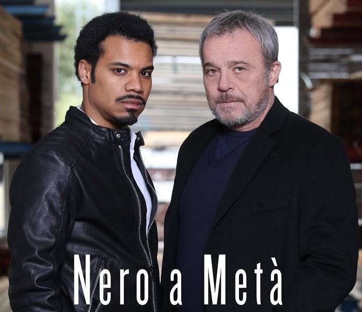 """Stasera in Tv oggi 24 Settembre 2020: la terza puntata della serie """"Nero a metà 2"""""""