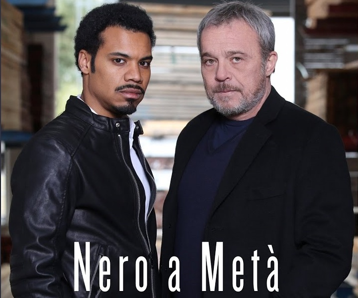 Stasera in Tv Nero a metà