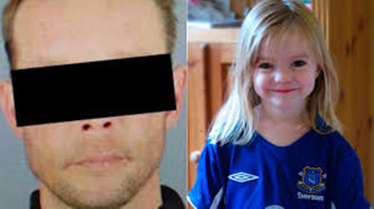 Maddie McCann pedofilo indagato, nuove raccapriccianti accus