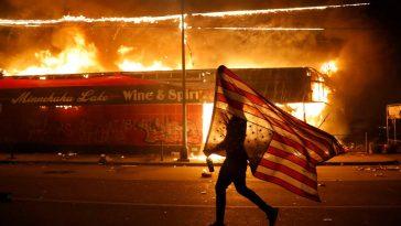 proteste in America