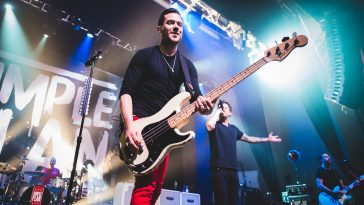 simple plan david desrosiers