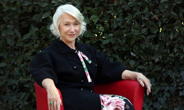 Hellen Mirren