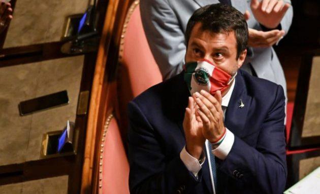 Salvini Processo Open Arms