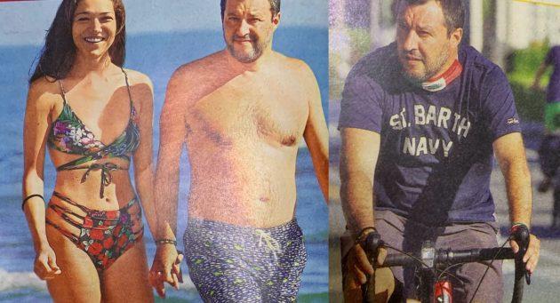 Salvini fidanzata