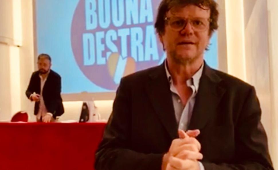 """E' nata la Buona Destra di Filippo Rossi: """"Contro il populis"""