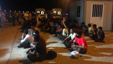 Migranti positivi al Coronavirus sbarcati in Calabria