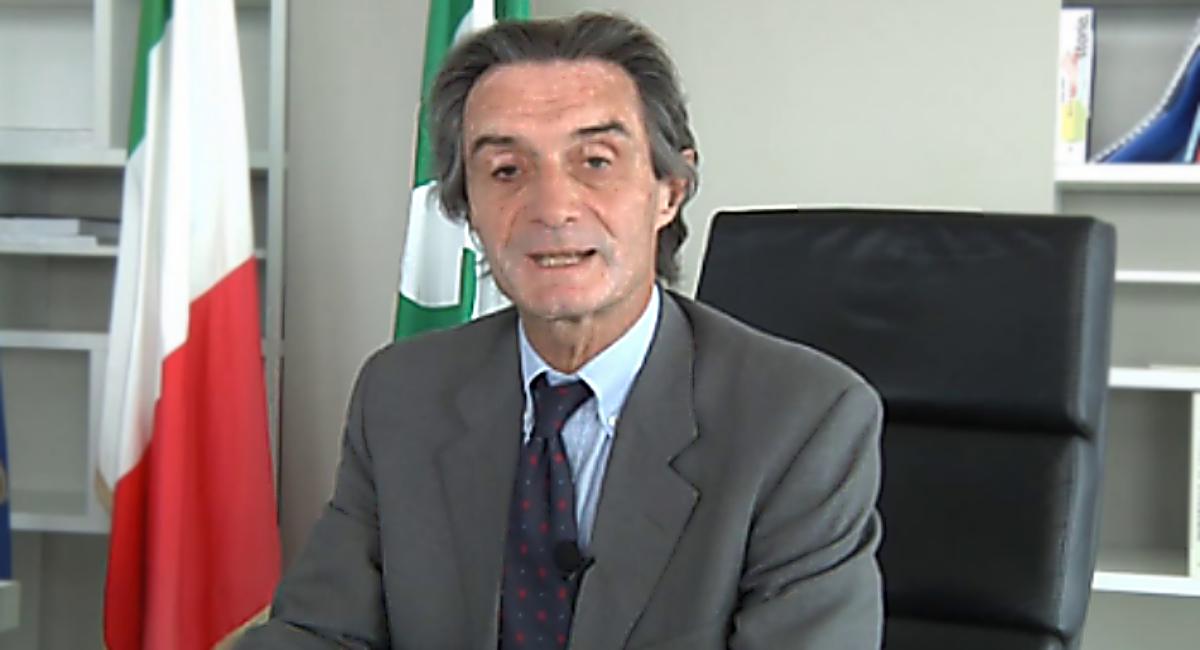 Attilio Fontana Indagato