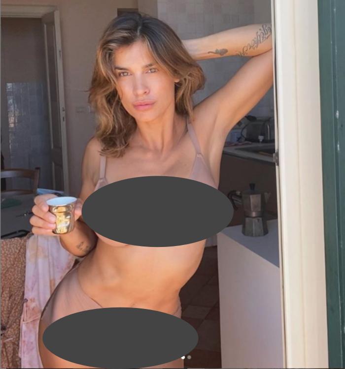 Elisabetta Canalis Post